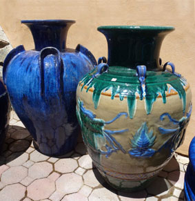 We Are Your Source For High Quality, Frost Resistant, Outdoor Indoor High  Fired Stoneware Garden Pottery In A Beautiful Rural Setting Outside Nevada  City, ...